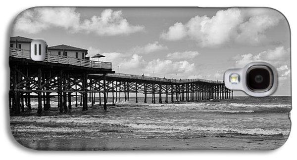 Crystal Pier In Pacific Beach Galaxy S4 Case