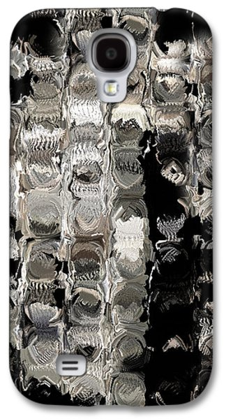 Cubes Unraveled  Galaxy S4 Case by Jack Zulli