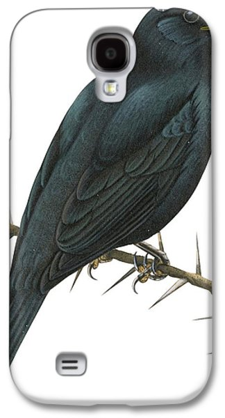 Cuckoo Shrike Galaxy S4 Case by Anonymous