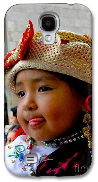 Cuenca Kids 342 Galaxy S4 Case by Al Bourassa