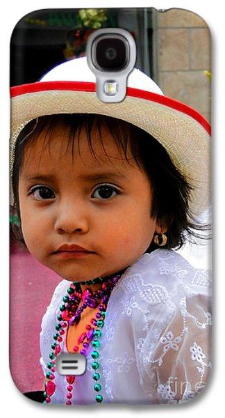 Cuenca Kids 376 Galaxy S4 Case by Al Bourassa