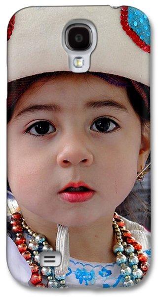 Cuenca Kids 379 Galaxy S4 Case by Al Bourassa