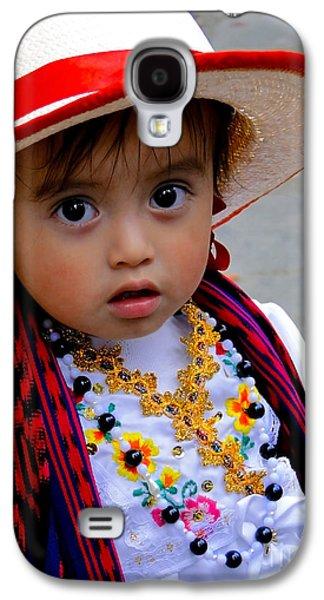 Cuenca Kids 391 Galaxy S4 Case by Al Bourassa