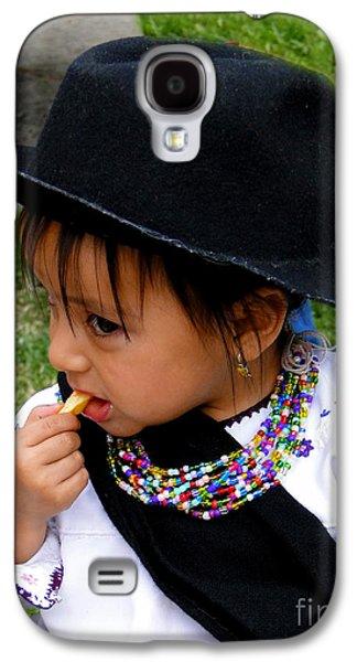 Cuenca Kids 442 Galaxy S4 Case by Al Bourassa