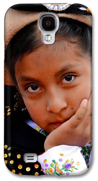 Cuenca Kids 460 Galaxy S4 Case by Al Bourassa