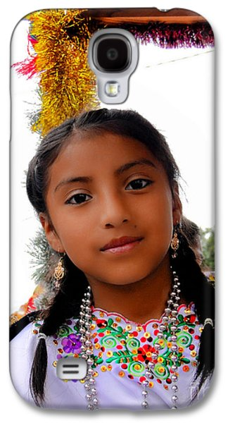 Cuenca Kids 463 Galaxy S4 Case by Al Bourassa