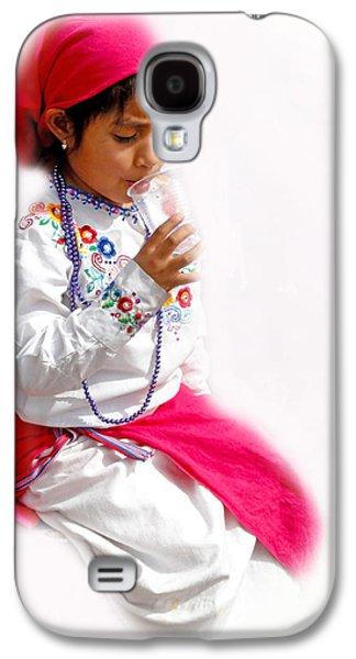Cuenca Kids 507 Galaxy S4 Case by Al Bourassa