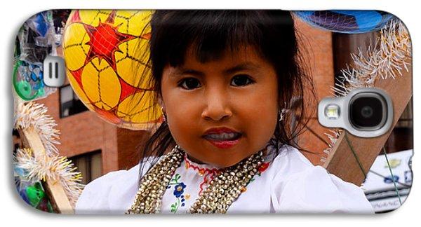 Cuenca Kids 545 Galaxy S4 Case by Al Bourassa