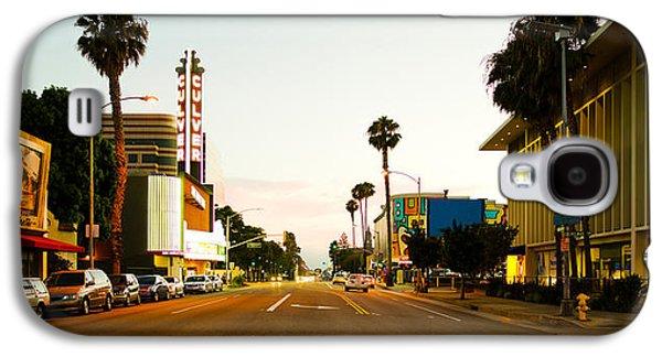 Culver City, Los Angeles County Galaxy S4 Case