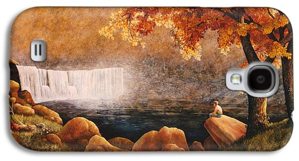 Cumberland Falls Galaxy S4 Case by Duane R Probus
