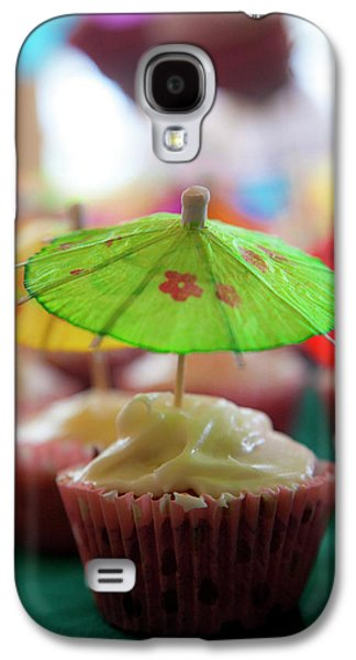 Cupcakes Galaxy S4 Case by Douglas Peebles