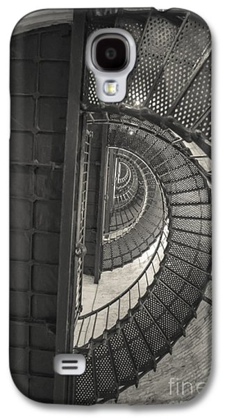Currituck Lighthouse Stairs Galaxy S4 Case by Kay Pickens
