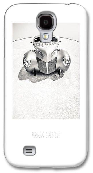 Custom Salt  Galaxy S4 Case by Holly Martin