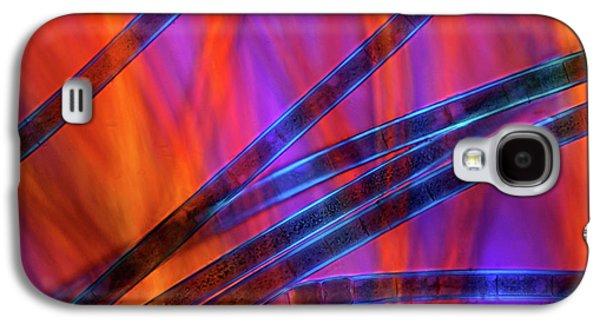 Cyanobacteria Galaxy S4 Case by Marek Mis