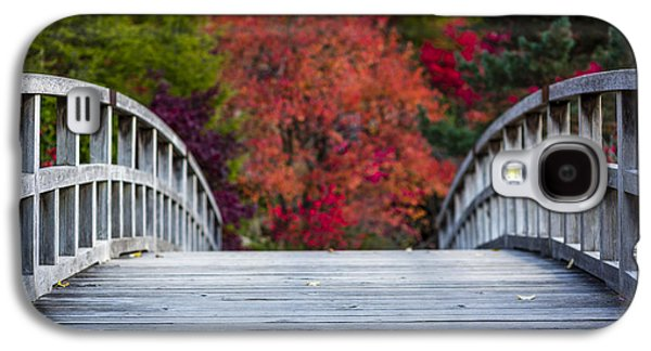 Cypress Bridge Galaxy S4 Case by Sebastian Musial