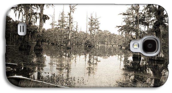 Cypress Swamp Galaxy S4 Case