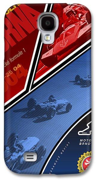 Czech Republic Historic Grand Prix Galaxy S4 Case