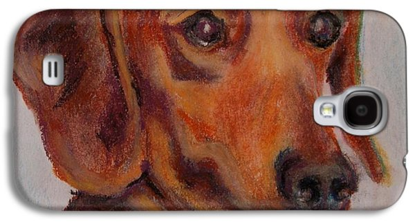 Dachshund Galaxy S4 Case