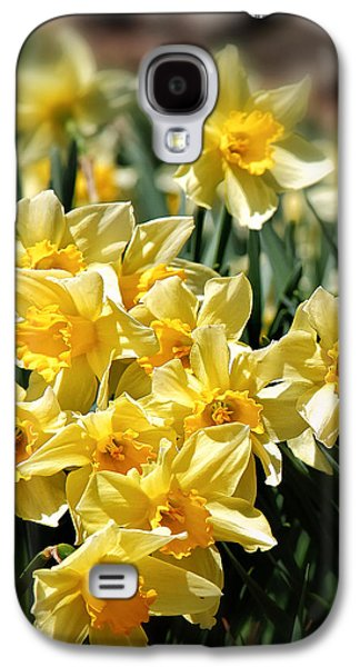 Daffodil Galaxy S4 Case by Bill Wakeley