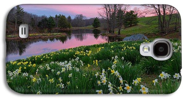 Daffodil Sunset Galaxy S4 Case