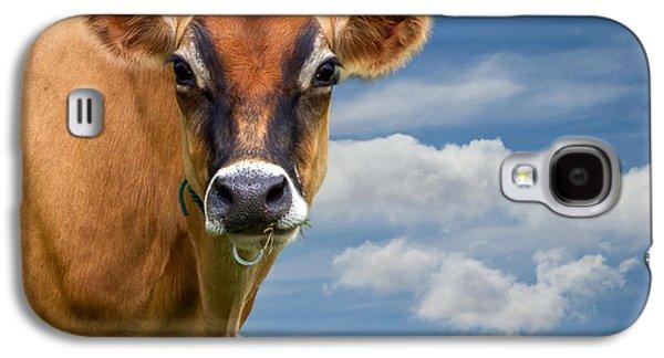 Dairy Cow  Bessy Galaxy S4 Case
