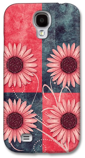 Daisy Quatro V13b Galaxy S4 Case by Variance Collections