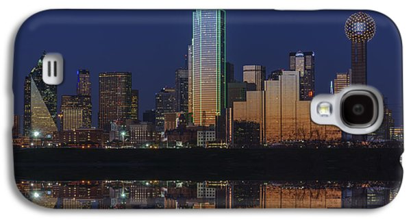 Dallas Aglow Galaxy S4 Case