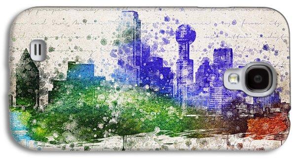 Dallas In Color Galaxy S4 Case