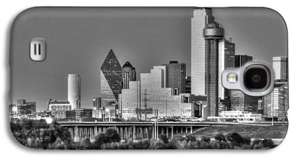 Dallas The New Gotham City  Galaxy S4 Case