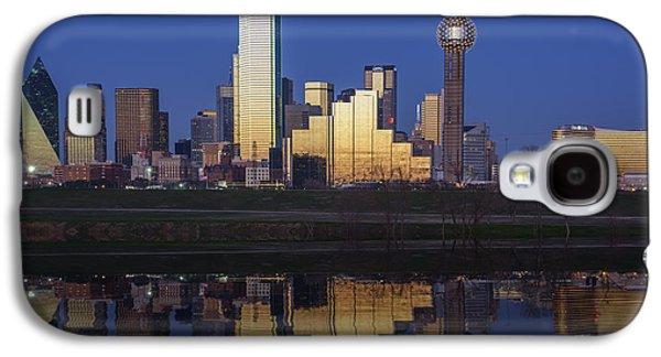 Dallas Twilight Galaxy S4 Case by Rick Berk