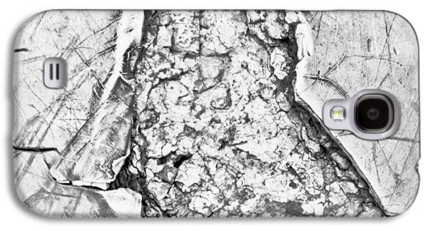 Damaged Metal Galaxy S4 Case by Tom Gowanlock