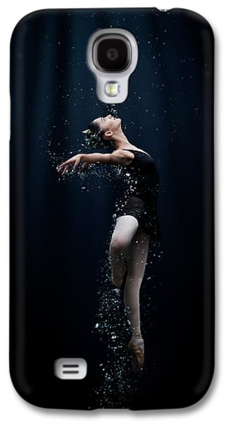 Dance In The Water Galaxy S4 Case