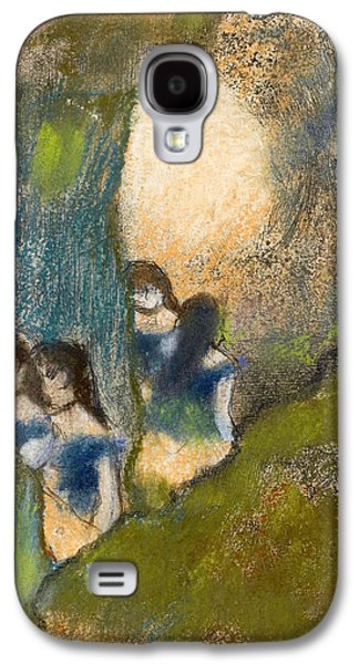 Dancers Behind The Scenes Galaxy S4 Case
