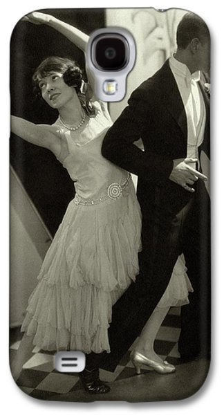 Dancers Fred And Adele Astaire Galaxy S4 Case by Edward Steichen