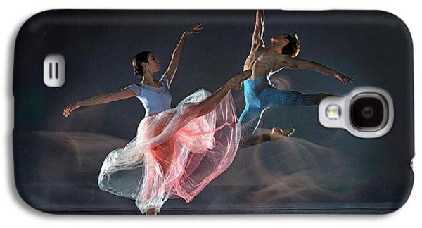 Dancers Galaxy S4 Case