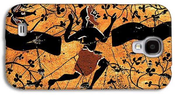 Dancing Man - Study No. 1 Galaxy S4 Case
