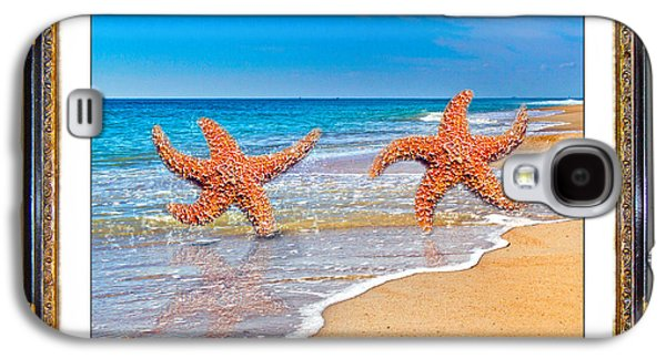 Dancing To The Beat Of The Sea Galaxy S4 Case