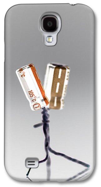 Dancing Galaxy S4 Case