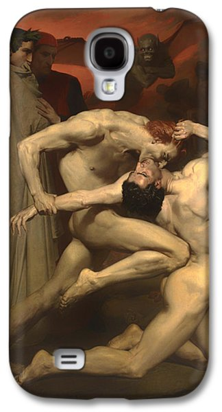 Dante And Virgil Galaxy S4 Case by Mountain Dreams