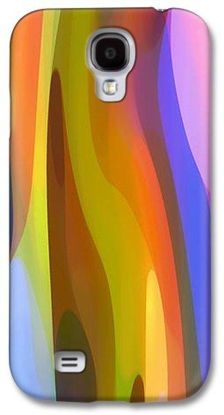 Dappled Light Panoramic Vertical 1 Galaxy S4 Case by Amy Vangsgard