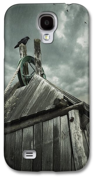 Dark Days Galaxy S4 Case by Amy Weiss