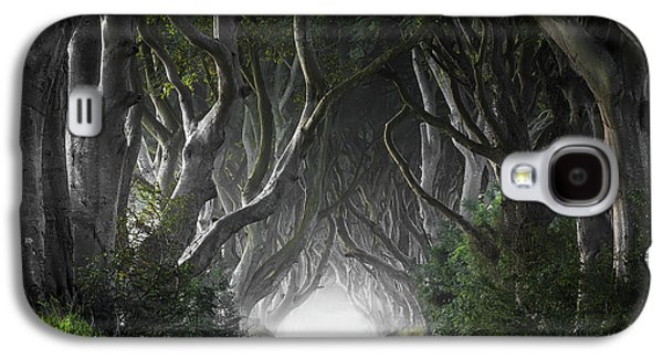 Dark Hedges Galaxy S4 Case