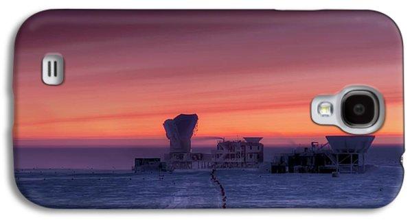 Dark Sector Lab Telescopes Galaxy S4 Case by Nsf/steffen Richter/harvard University