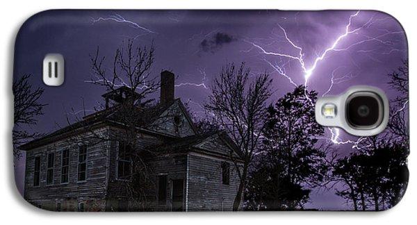 Dark Stormy Place Galaxy S4 Case by Aaron J Groen
