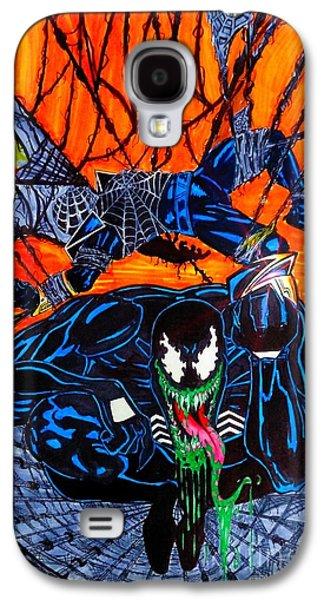 Darkhawk Issue 13 Homage Galaxy S4 Case