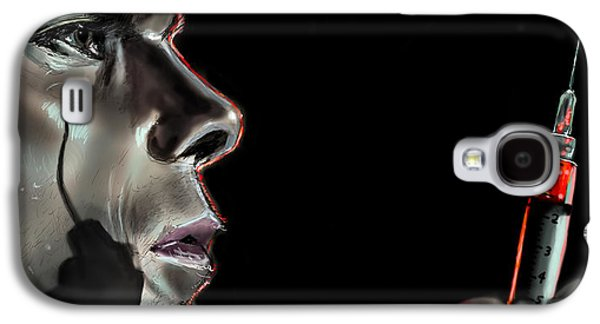 Darkly Dreaming Dexter Galaxy S4 Case