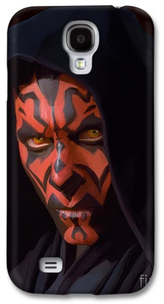 Darth Maul Galaxy S4 Case by Paul Tagliamonte
