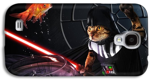 Darth Sushi Galaxy S4 Case