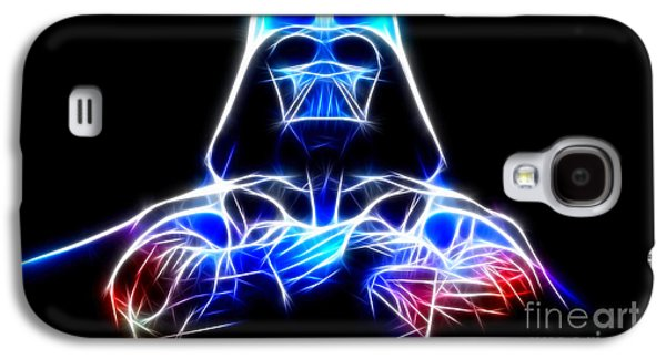 Darth Vader - The Force Be With You Galaxy S4 Case