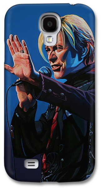 David Bowie Painting Galaxy S4 Case